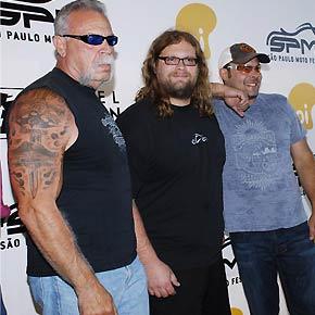 Paul Senior, Mikey e Paul Junior
