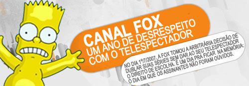 Fox: um ano desrespeitando os fãs