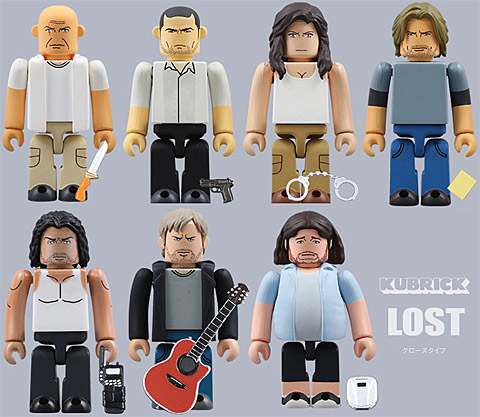 Lost formato Playmobil