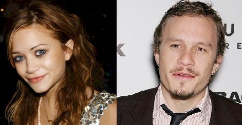 Mary-Kate Olsen e Heath Ledger