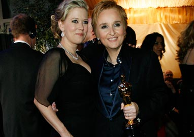 Tammy Lynn Michaels e Melissa Etheridge