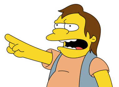 Nelson Muntz | The Simpsons