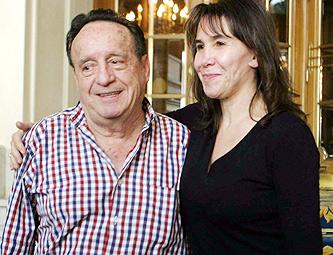 Roberto Gómez Bolaños e Florinda Meza
